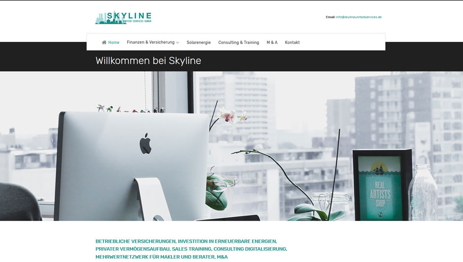 Skyline United Services